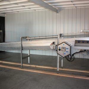 120 Frame Cowen Honey Extractor