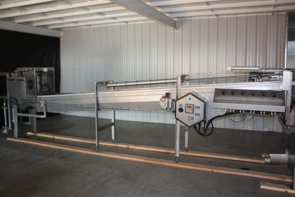 120 Frame Cowen Honey Extractor